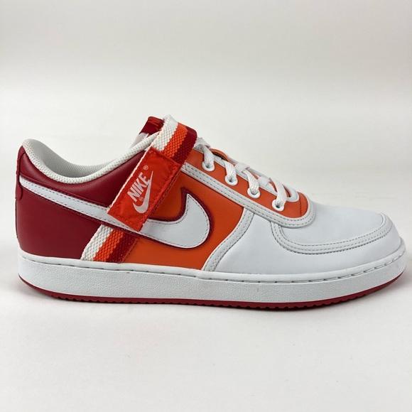 Nike Vandal Red Orange Blaze Retro Shoes 312456611 NWT